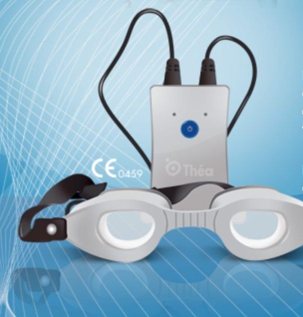 Blephasteam Goggles Dry Eye Treatment Visual Q Eyecare South Yarra Melbourne
