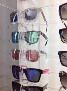 'A Bathing Ape' sunglasses Visual Q Eyecare South Yarra